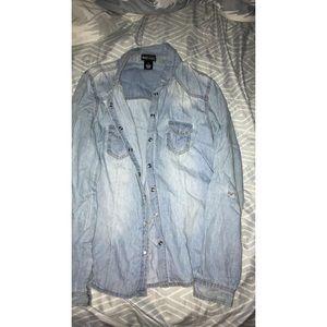 Denim blouse/jacket